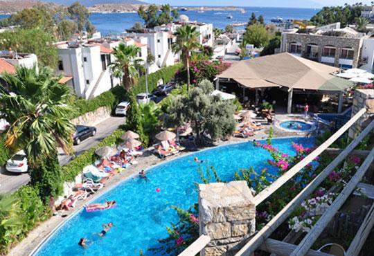 Почивка през юни в Ayaz Aqua 3+*, Бодрум, Турция! 7 нощувки на база All Inclusive и дете до 11 години безплатно! - Снимка 1