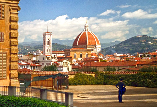 Самолетна екскурзия до Флоренция през юни или юли със Z Tour! 4 нощувки със закуски, самолетен билет, летищни такси и трансфери!