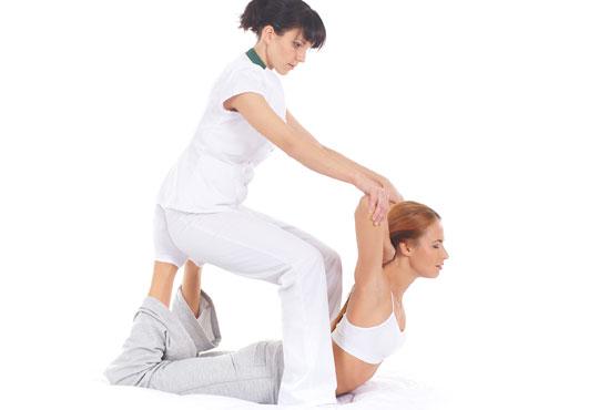 Юмейхо масаж на цяло тяло, плюс консултация с физиотерапевт от V-Key Beauty Salon!