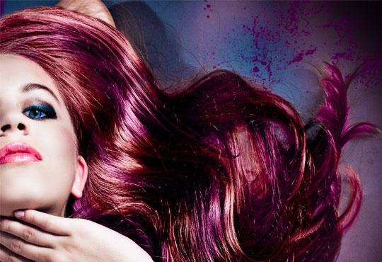 Боядисване с Ваша боя, подстригване, възстановяваща ампула, маска и оформяне на косата в салон Визия и стил, Пловдив