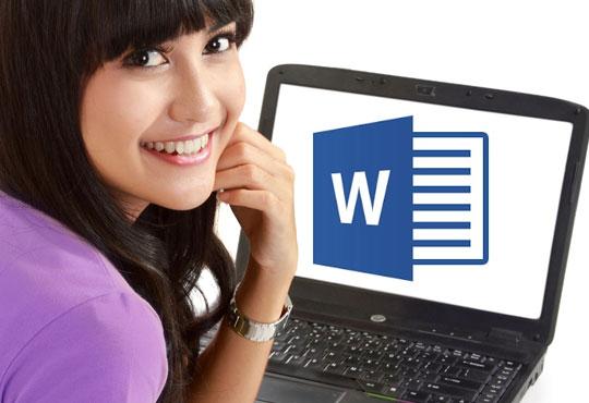 Онлайн курс за работа с Word и сертификат за завършено обучение от учебен център Асториа Груп!
