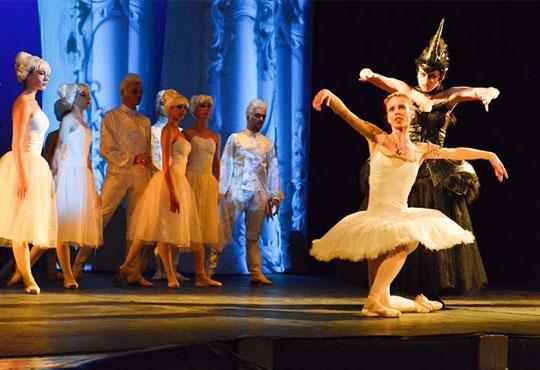 Гледайте ''Спящата красавица'' на 7-ми юли (четвъртък) в Музикален театър Стефан Македонски