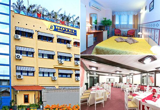 Заповядайте в хотел Йор-Даниел 3* в Пазарджик! 1/2/3 нощувки в стая ''лукс'' със закуски! - Снимка 1