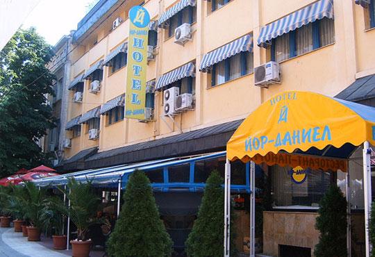 Заповядайте в хотел Йор-Даниел 3* в Пазарджик! 1/2/3 нощувки в стая ''лукс'' със закуски! - Снимка 11