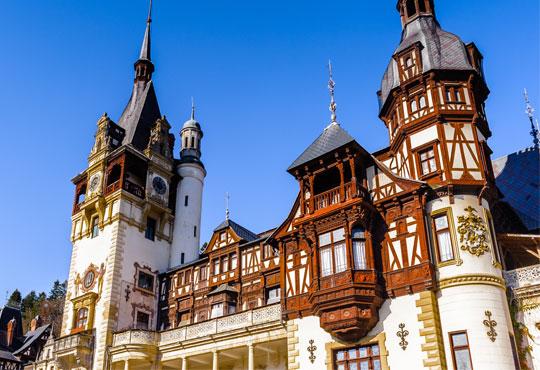 Тридневна екскурзия до Синая и Букурещ, с възможност за посещение на Бран и Брашов: 2 нощувки и закуски, транспортот София, Плевен и Русе!