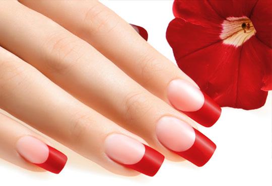 Моделирайте ноктите си! Ноктопластика с изграждане с гел и четири декорации в салон за красота Kult Beauty!