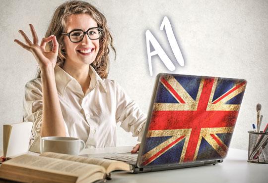 Учете език в удобно време и час! Вземете онлайн курс по английски език на ниво А1 от школа Без граници!