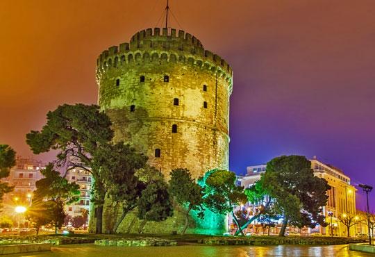 Нова година в Солун - столицата на Северна Гърция: 2 нощувки със закуски и празнична вечеря в Capsis Hotel 4* , водач и транспорт от Имтур!