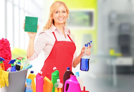 Предколедно почистване на дома или офиса до 90 кв.м от Професионално почистване Рего!