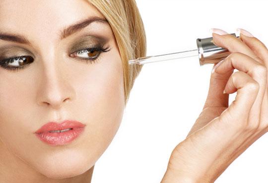 Колагенова терапия за лице и подхранваща колагенова маска за околоочен контур от Магнифико! - Снимка