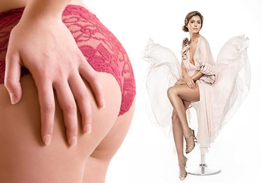 Антицелулитен лимфен дренаж на цяло тяло или на седалище, бедра и корем от масажно-козметично студио Magnifico! - Снимка 1