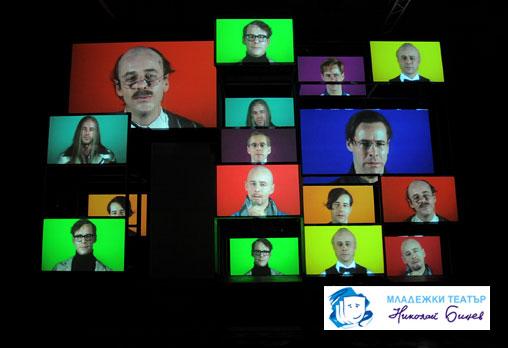 Световен театър в София! Дориан Грей, на сцената на Младежки Театър, 11.06, 19.00ч – билет за 6лв вместо 10лв - Снимка 2