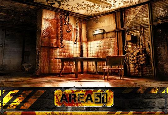 Ваучер за едночасово приключение за 2, 4 или 6 човека с много зомбита и други предизвикателства на живо в екшън стая Area 51!