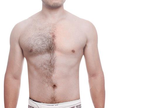 Отървете се от досадните косъмчета! Кола маска на цяло тяло за мъже в салон ''Relax Beauty''!