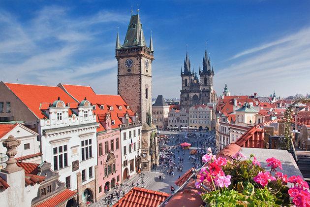Великденска екскурзия до Будапеща и Прага, със Запрянов Травел! 3 нощувки със закуски в хотели 3*, транспорт и програма - Снимка