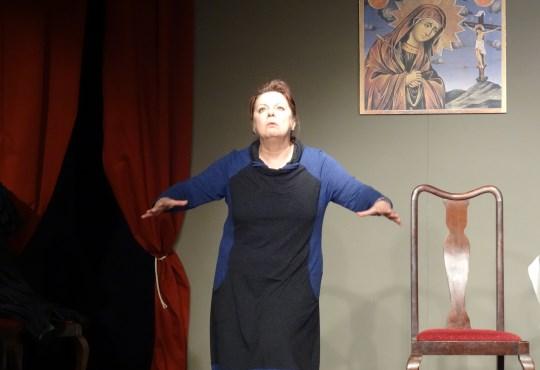 """Гледайте Котката със сините очи на 08.04., от 19:30 ч., в """"Нов театър"""" в НДК, билет за един или за двама! - Снимка 6"""