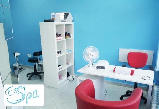 Бъдете цветни и неотразими! Класически маникюр и педикюр с гел лак Shellac или Blue Sky от козметично студио Easy SPA! - Снимка 4