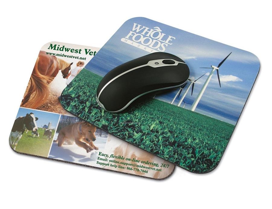 Уникален подарък! Подложка за мишка със снимка на клиента и надпис пожелание от Офис 2 - Снимка 2