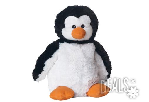 Плюшено нагряващо се Пингвинче