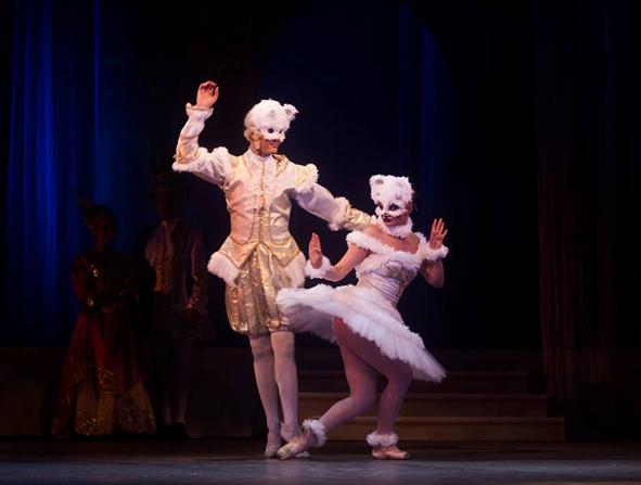 """Държавна опера Бургас и замъка """"Влюбен във вятъра"""" Ви канят на незабравимо изживяване с премиера на """"Спящата красавица"""" на 09.12. от 16:00ч. - Снимка 4"""