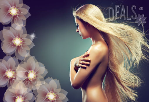 Бъдете неотразима с гъста и обемна коса! Пакет треси,който включва екстеншъни 100% естествена коса - клас РЕМИ само за 99лв вместо за 198лв от интернет магазин - bg-kosa.com! - Снимка 1