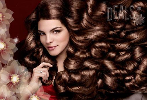 Бъдете неотразима с гъста и обемна коса! Пакет треси,който включва екстеншъни 100% естествена коса - клас РЕМИ само за 99лв вместо за 198лв от интернет магазин - bg-kosa.com! - Снимка 3