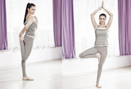 Вечерно посещение на йога на свещи със Светла Иванова в студио Одет! - Снимка 2