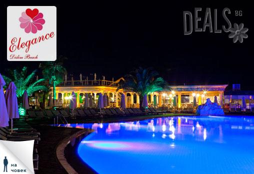 Майски празници в петзвездния Didim Beach Elegance Hotel 5*, Дидим - 4 нощувки на база Ultra All Incl за 220лв на човек от Глобус Тур. Предплати 100лв. сега! - Снимка 13