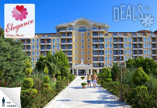 Майски празници в петзвездния Didim Beach Elegance Hotel 5*, Дидим - 4 нощувки на база Ultra All Incl за 220лв на човек от Глобус Тур. Предплати 100лв. сега! - Снимка 10