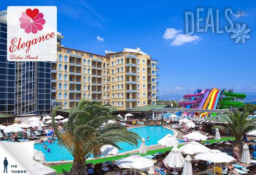 Майски празници в петзвездния Didim Beach Elegance Hotel 5*, Дидим - 4 нощувки на база Ultra All Incl за 220лв на човек от Глобус Тур. Предплати 100лв. сега! - Снимка 3