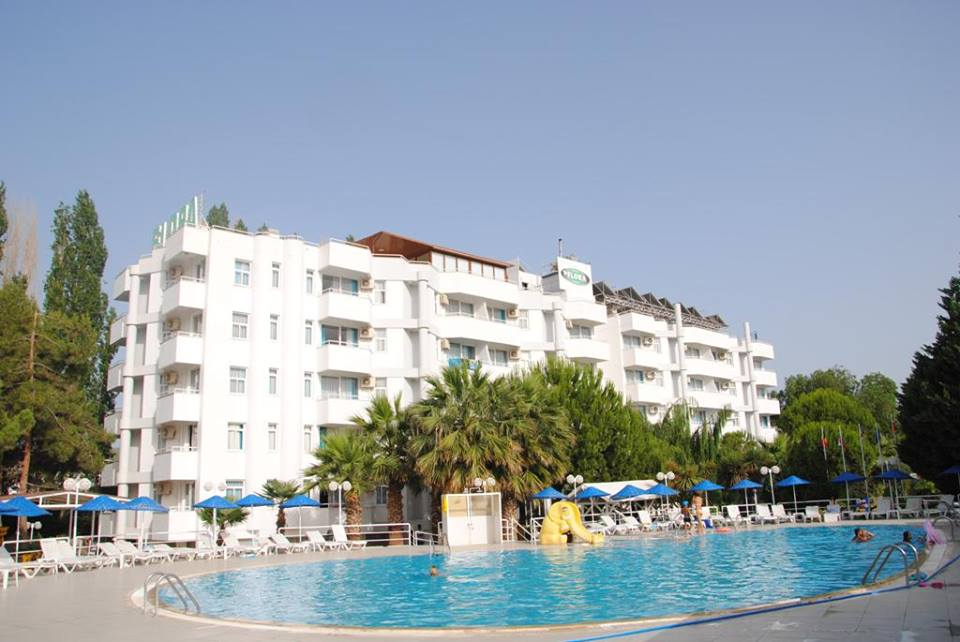 Изпратете лятото с почивка във Flora Suites 3*, Кушадасъ, Турция! 7 нощувки на база All Inclusive и възможност за транспорт! - Снимка