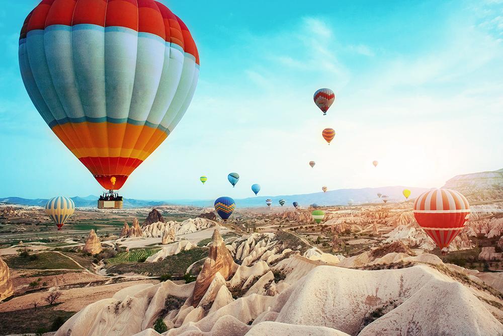 Екскурзия до Кападокия с АБВ ТРАВЕЛС през октомври 4 нощувки със, 4 закуски и 3 вечери, транспорт, обзорни обиколки в Анкара, Кападокия и Бурса, програма в Коня - Снимка