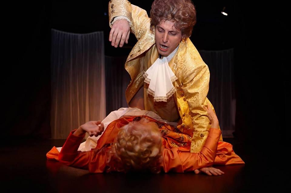 Гледайте спектакъла Амадеус с Георги Кадурин на 11-ти ноември (неделя) от 19:30 часа в Нов театър - НДК! - Снимка 10