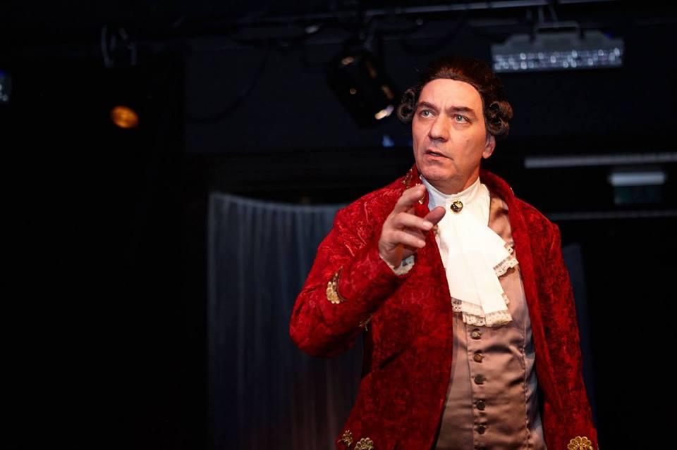 Гледайте спектакъла Амадеус с Георги Кадурин на 11-ти ноември (неделя) от 19:30 часа в Нов театър - НДК! - Снимка 2