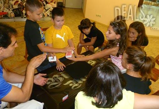 Опитайте нещо различно! 1 посещение на Училище по Магия в Редута за малки и пораснали магьосници - само за 3.90 вместо за 10лв от Арт Школи Т.А.Й.М.С. - Снимка 4
