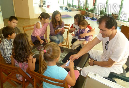 Опитайте нещо различно! 1 посещение на Училище по Магия в Редута за малки и пораснали магьосници - само за 3.90 вместо за 10лв от Арт Школи Т.А.Й.М.С. - Снимка 6