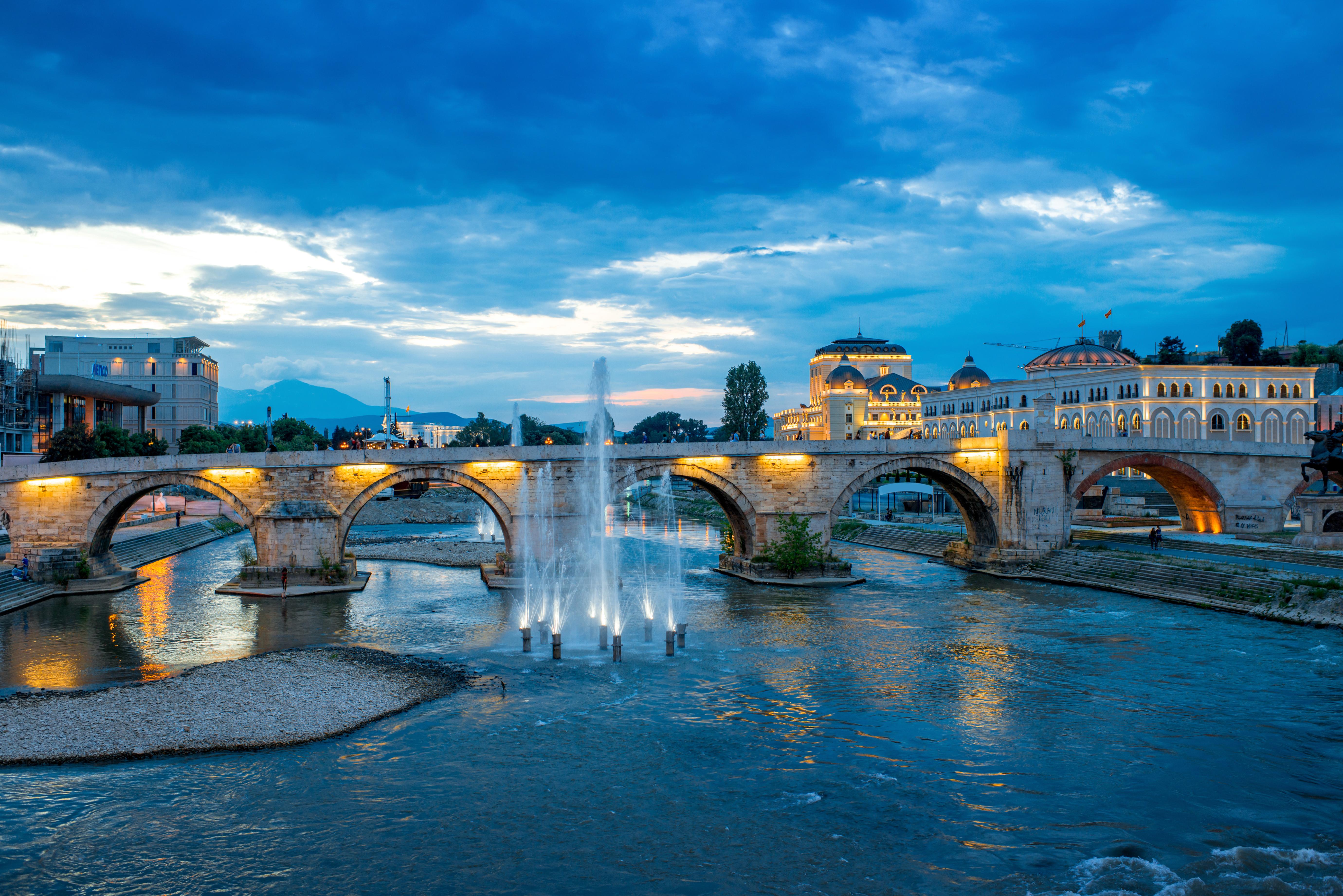 Екскурзия за празника Водици (Богоявление) до Охрид и Скопие! 1 нощувка със закуска и транспорт, възможност за посещение на Албания! - Снимка