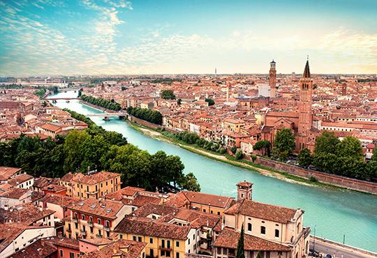 Пролетна ваканция в Италия, с възможност за посещение на Гардаленд! 3 нощувки и закуски в Любляна и Верона, транспорт, екскурзовод и разходка из Падуа! - Снимка 3