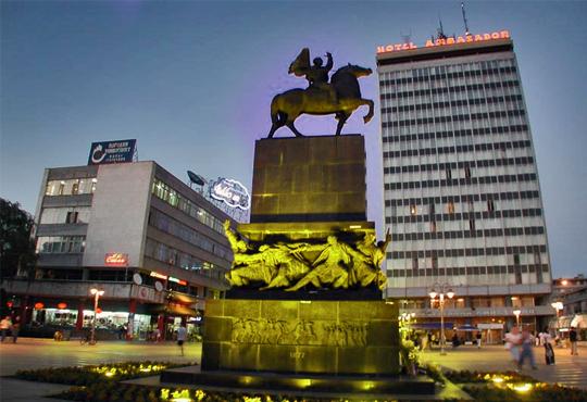 Сръбска Нова година в Ниш, Сърбия, на 12.01. - 13.01.! 1 нощувка и закуска в Hotel Rile Men 3*, празнична вечеря с напитки и богато меню, посещение на Цариброд! - Снимка 2
