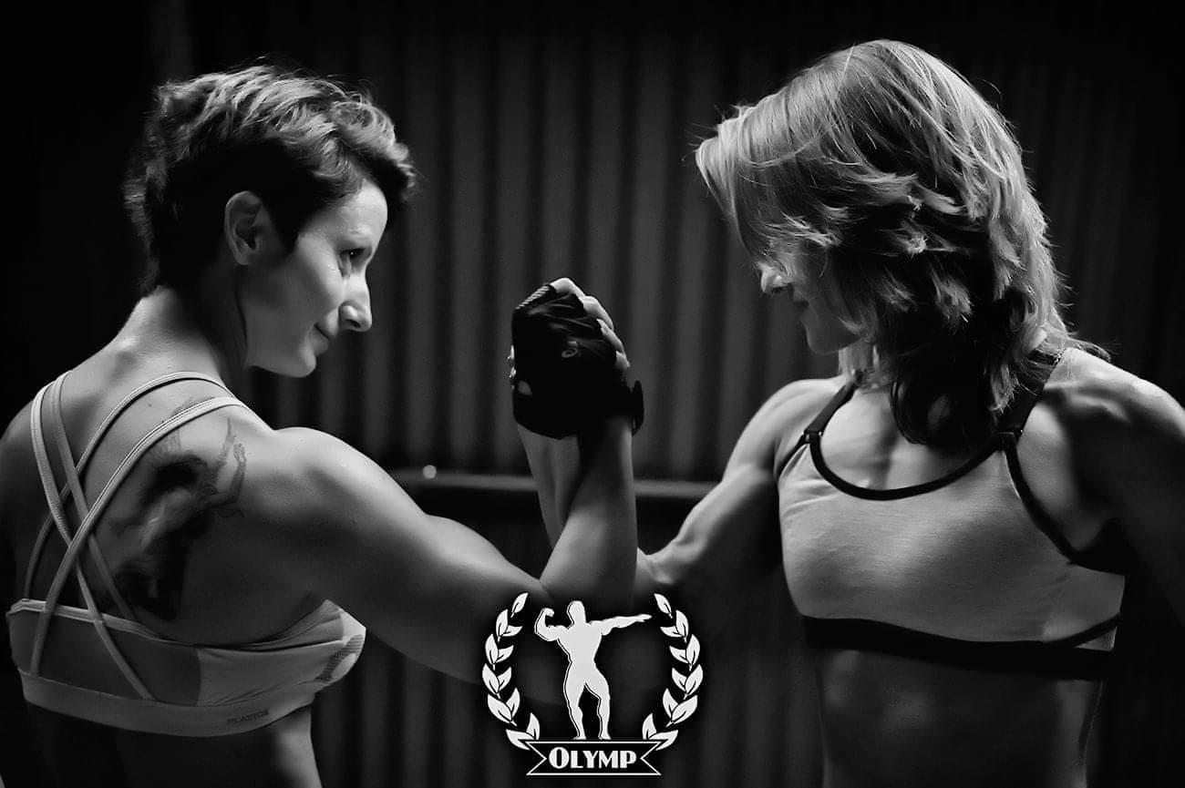 Влезте във форма за новата година! 60-минутна фитнес тренирвока с инструктор във Фитнес Олимп! - Снимка 11
