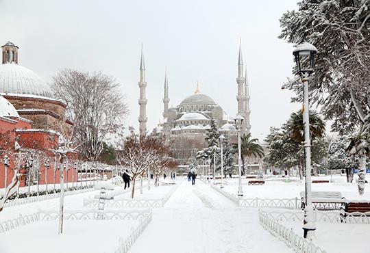 Ексклузивна зимна оферта за Истанбул и Одрин с Караджъ Турс! 2 нощувки със закуски в хотел 2/ 3*, транспорт, класически тур в Истанбул и бонус програми - Снимка