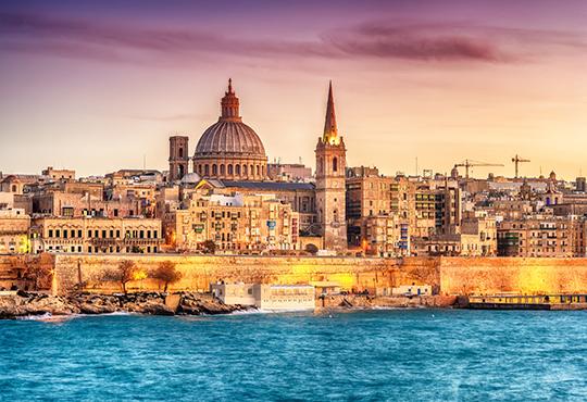 Романтичен уикенд през февруари в Малта! 3 нощувки със закуски в хотел 3*, самолетен билет и летищни такси, водач от агенцията! - Снимка