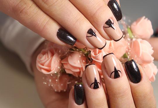 Красиви цветове и дълготрайност с маникюр с гел лак на Bluesky и Veanail с до 4 декорации от V and A Glamour! - Снимка 2