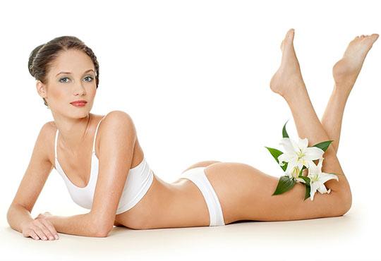 За гладка като коприна кожа! 1/3/5 процедури IPL фотоепилация на цяло тяло за жени в салон Орхидея в Студентски град! - Снимка
