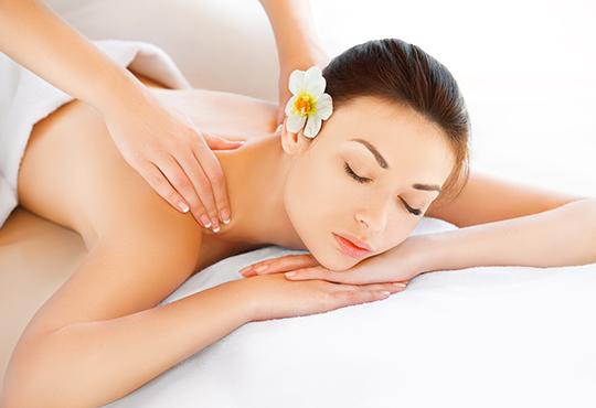 50-минутен лечебен, болкоуспокояващ или тонизиращ масаж на цяло тяло във фризьоро-козметичен салон Вили в кв. Белите брези! - Снимка