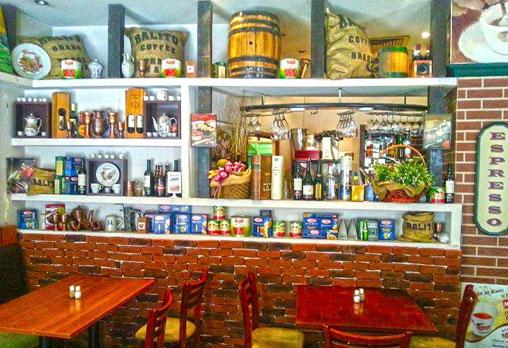 Италиански ресторант BALITO