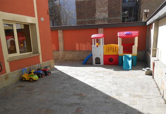 Частна детска ясла и градина