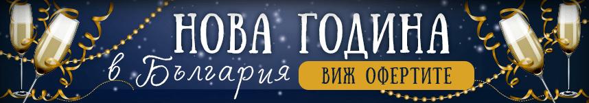Нова Година 2019 в България